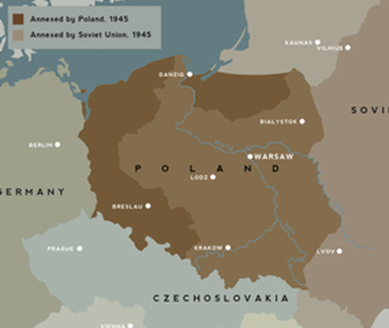 The devastation of europe and japan world war ii after world war ii poland lost some of its eastern territory to the soviet union it became twenty percent smaller gumiabroncs